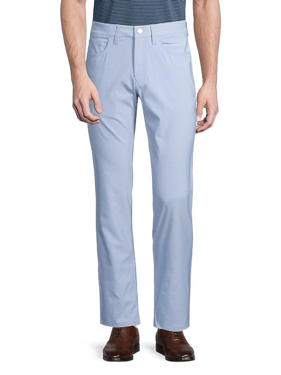 Men's Slim-Fit Lightweight Golf Pants