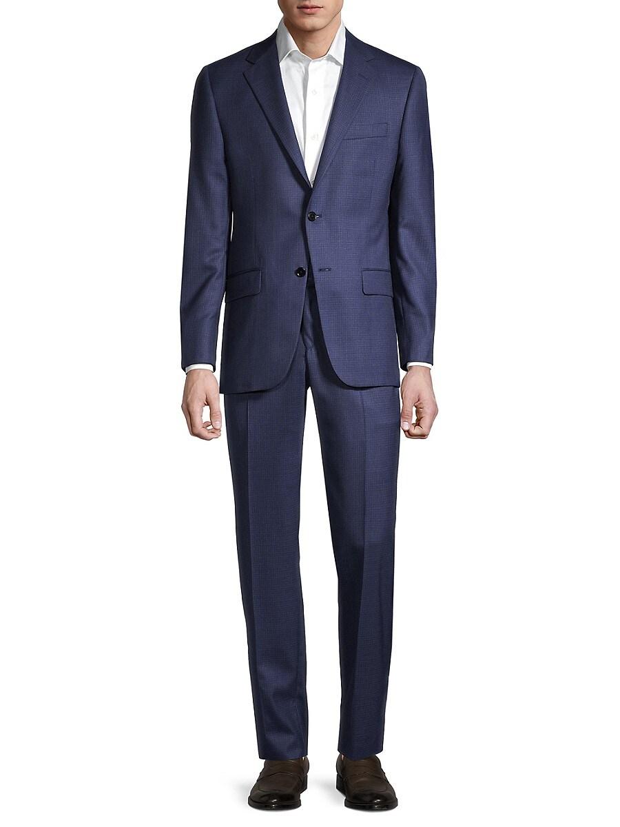 Men's Mulburn Wool Suit
