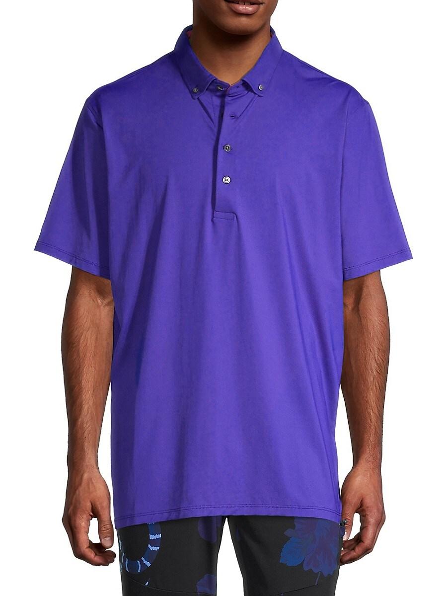 Men's Cayuse Short-Sleeve Polo
