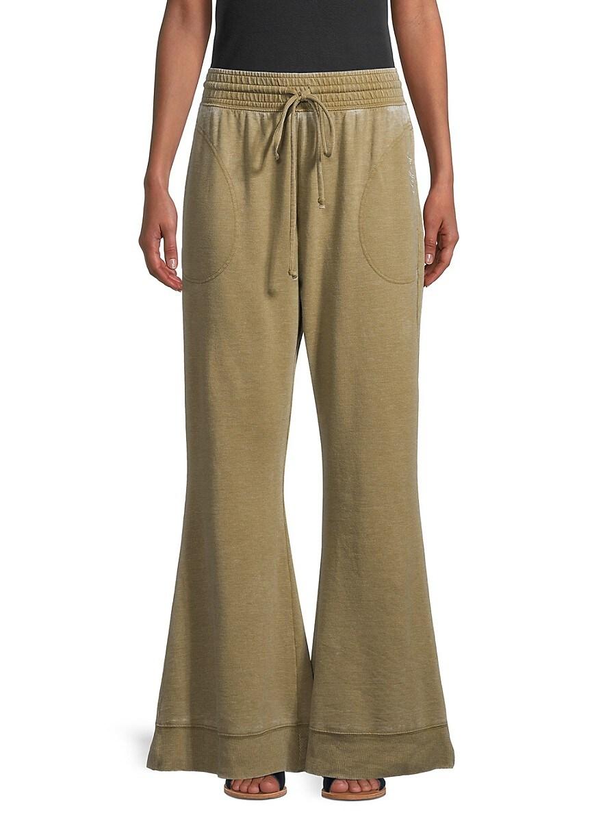 Women's Flared Lounge Pants