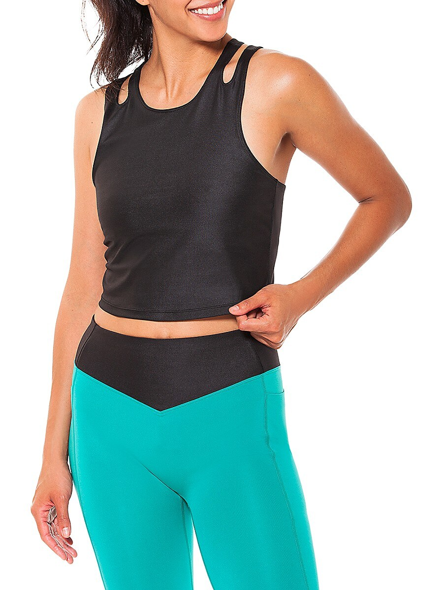 Women's Shine Bright Cropped Top
