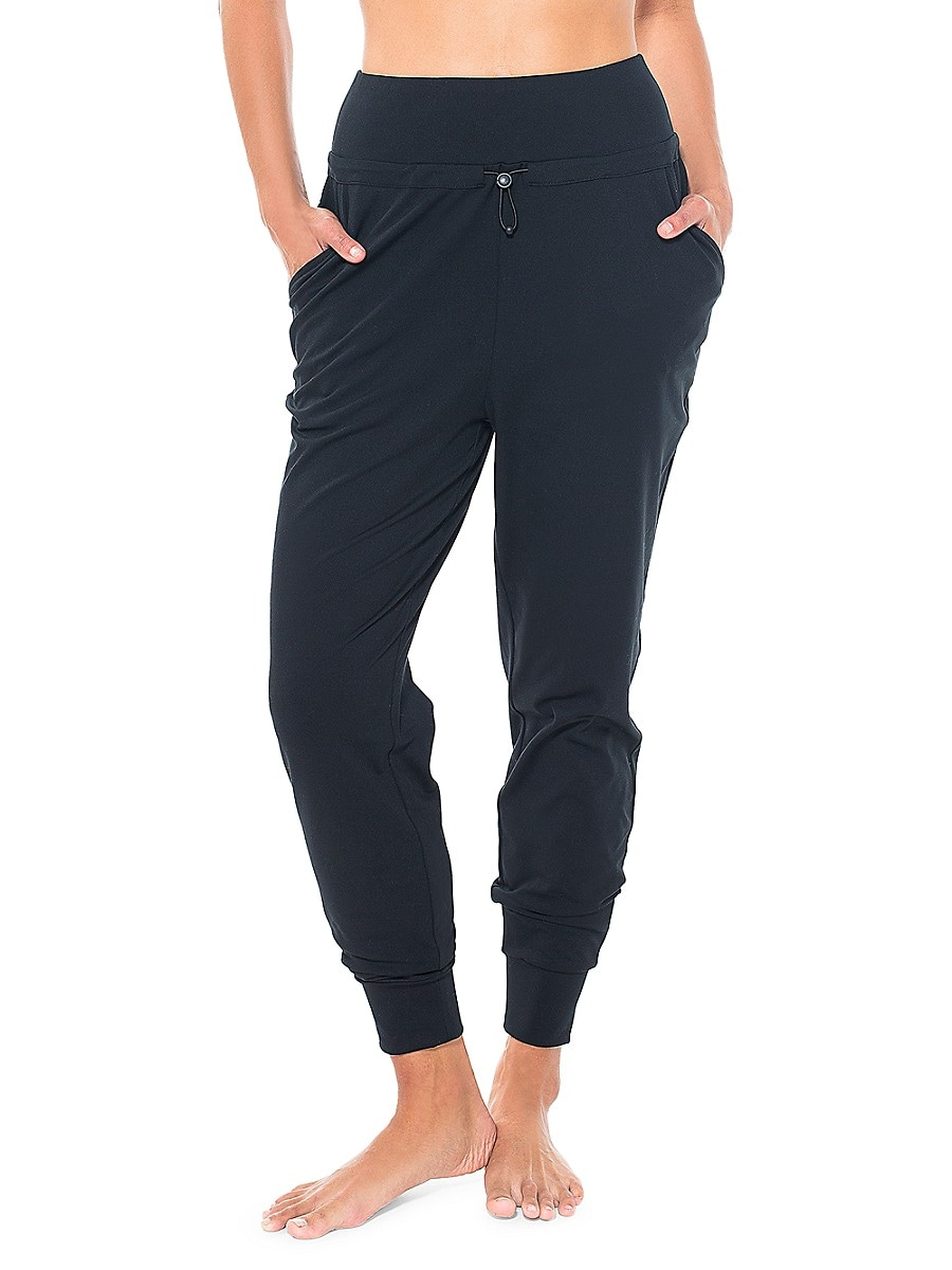 Women's Work From Home Tapered Joggers