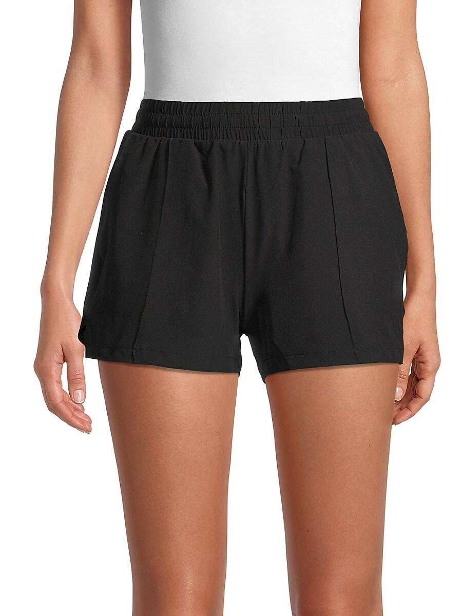 Women's Commuter Active Pintuck Shorts