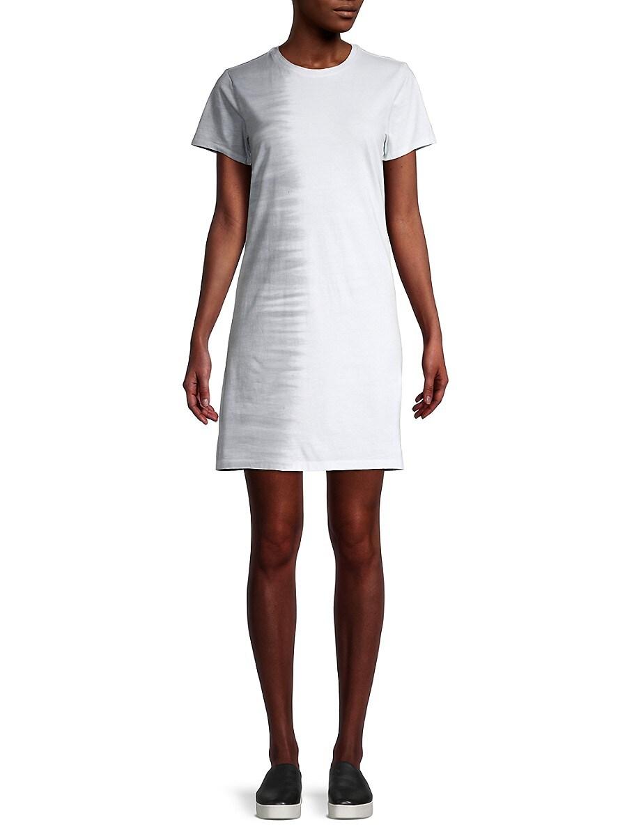 Women's Tie-Dye T-Shirt Dress