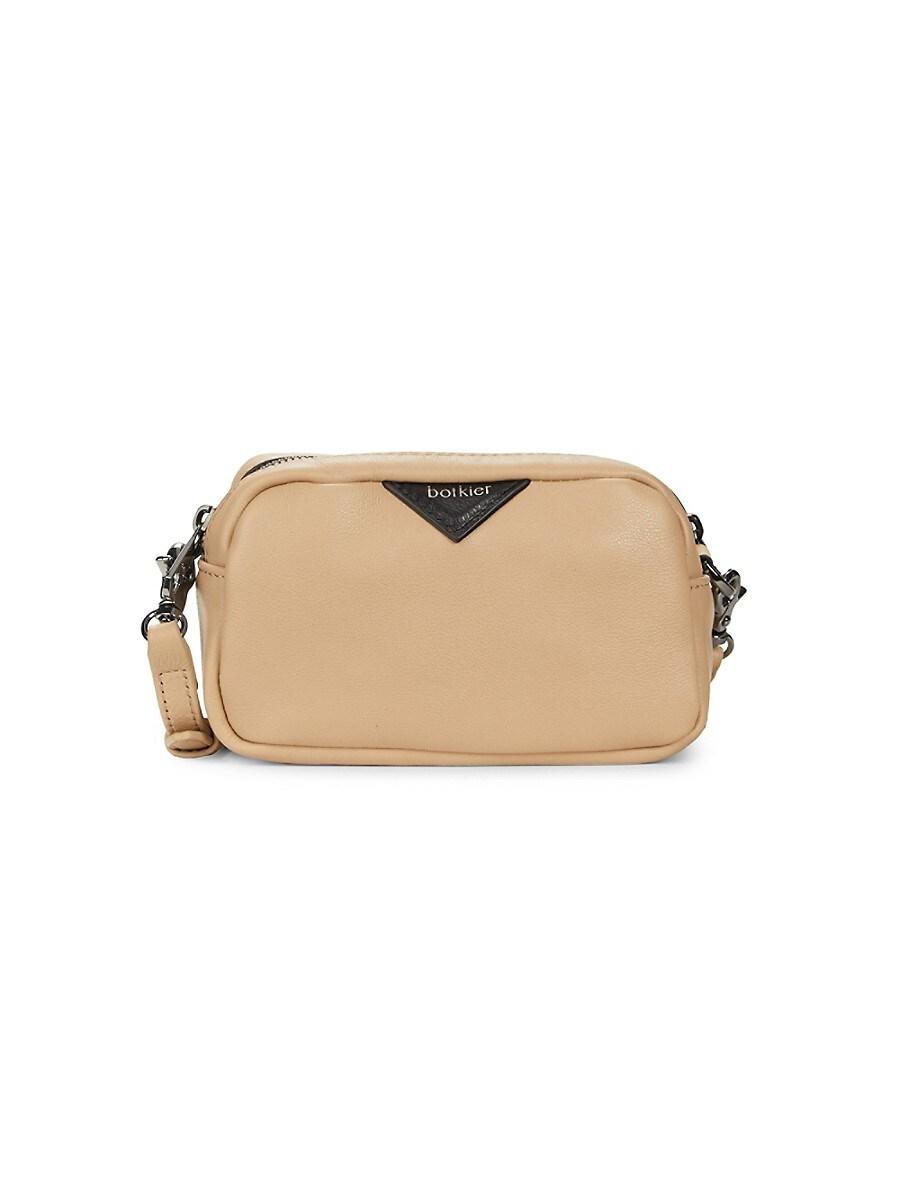 Women's Allen Leather Camera Bag