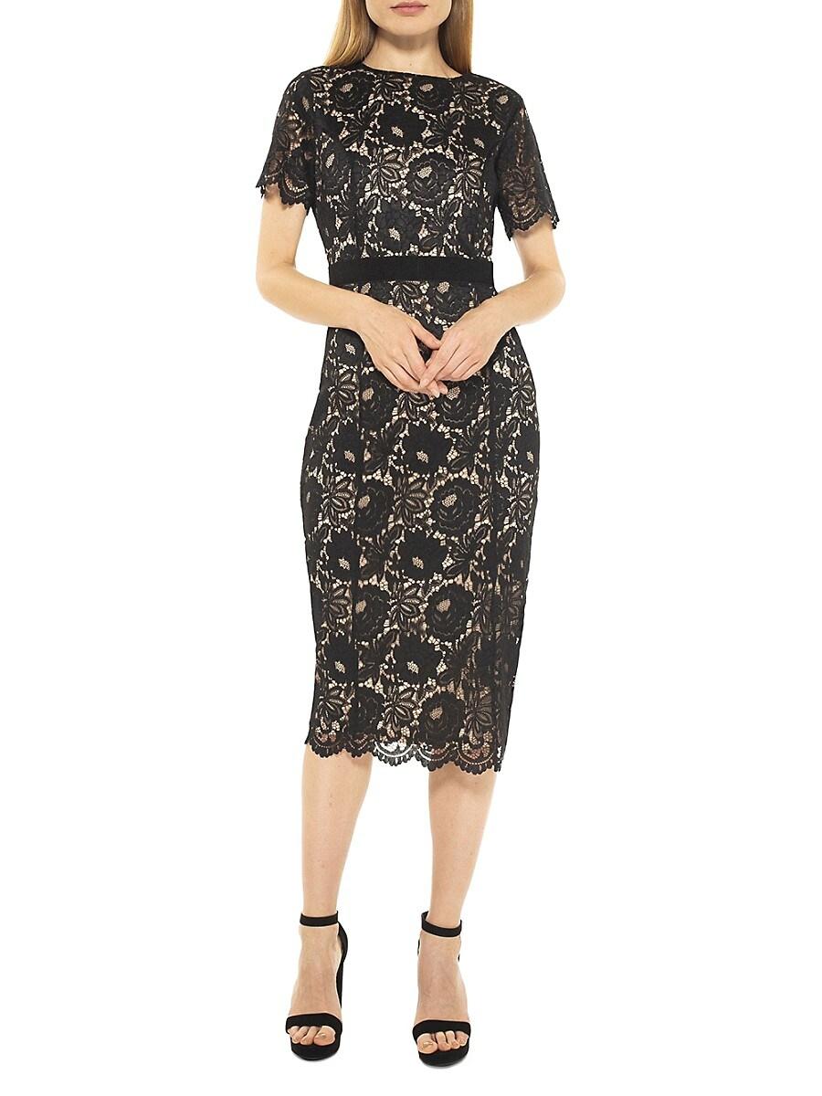 Women's Delora Lace Sheath Dress