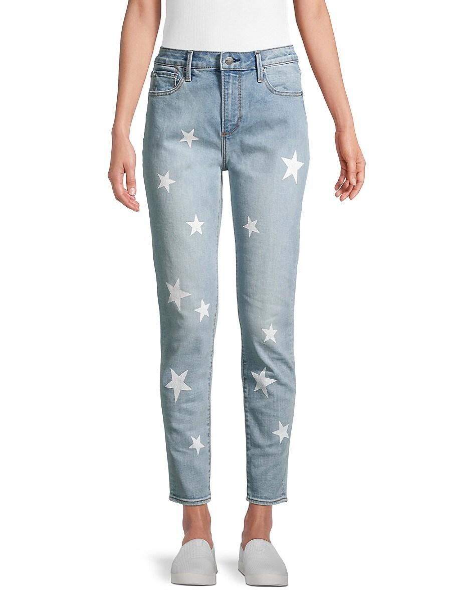 Driftwood Women's Jacki High-Rise Jeans - Light Wash - Size 31 (10)