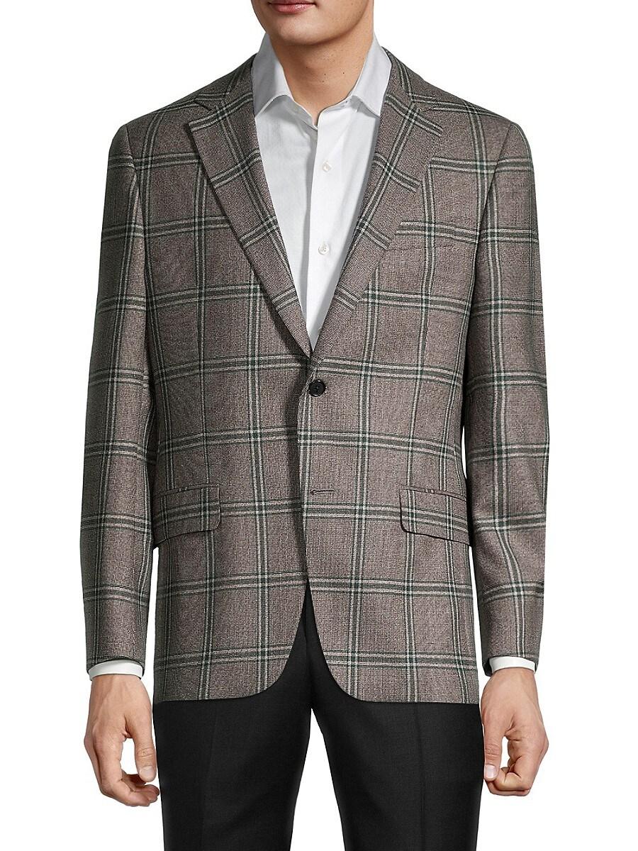 Men's Milburn II Wool Sportcoat