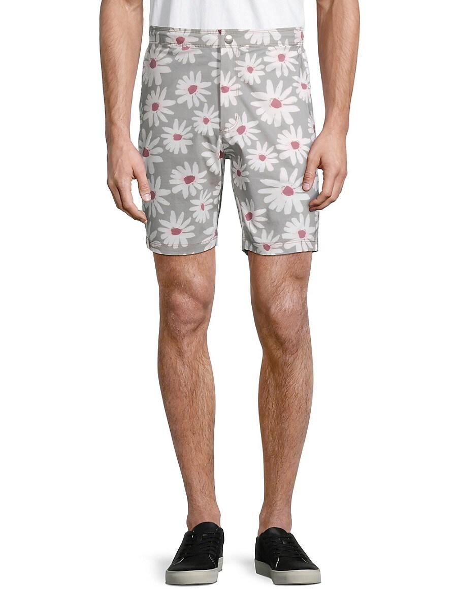 Men's Floral Shorts