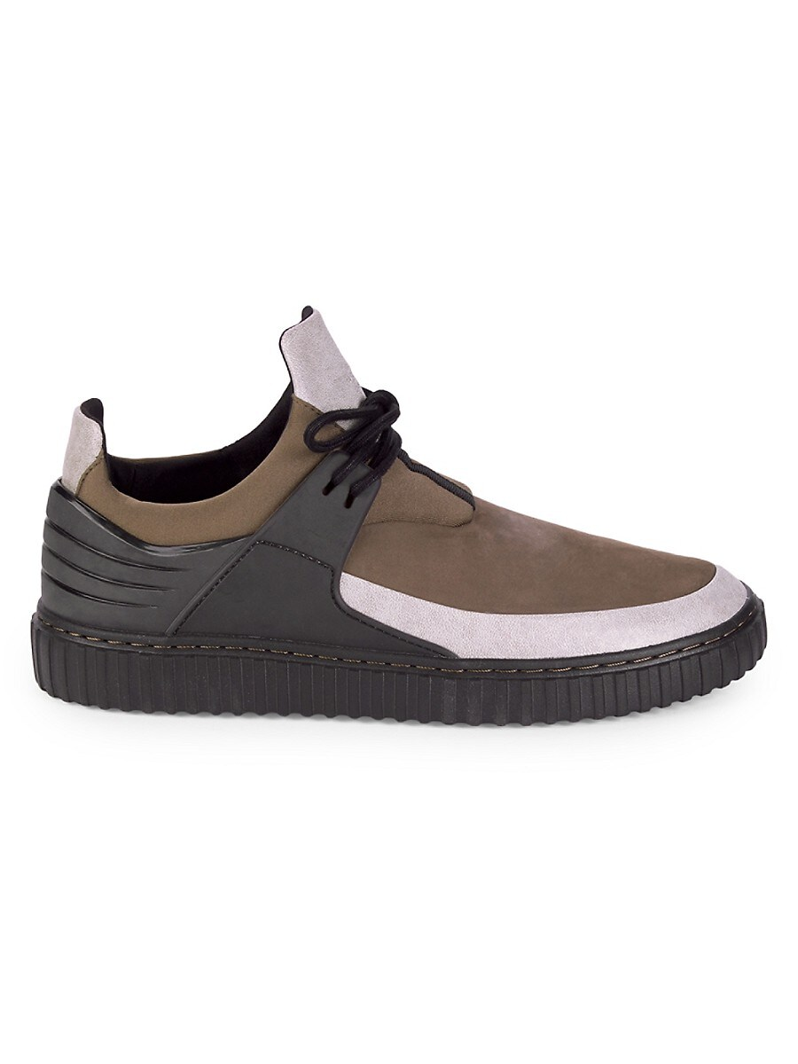 Men's Castucci Suede Sneakers