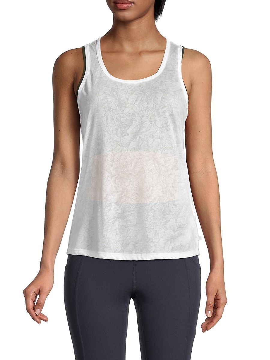 Women's Madeline Floral Tank Top