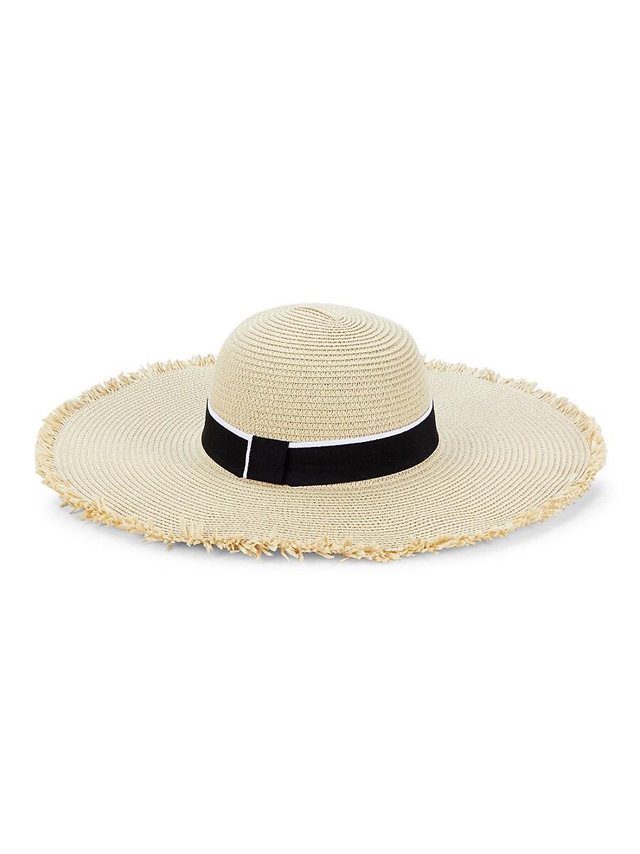 Women's Lulla Braided Floppy Hat