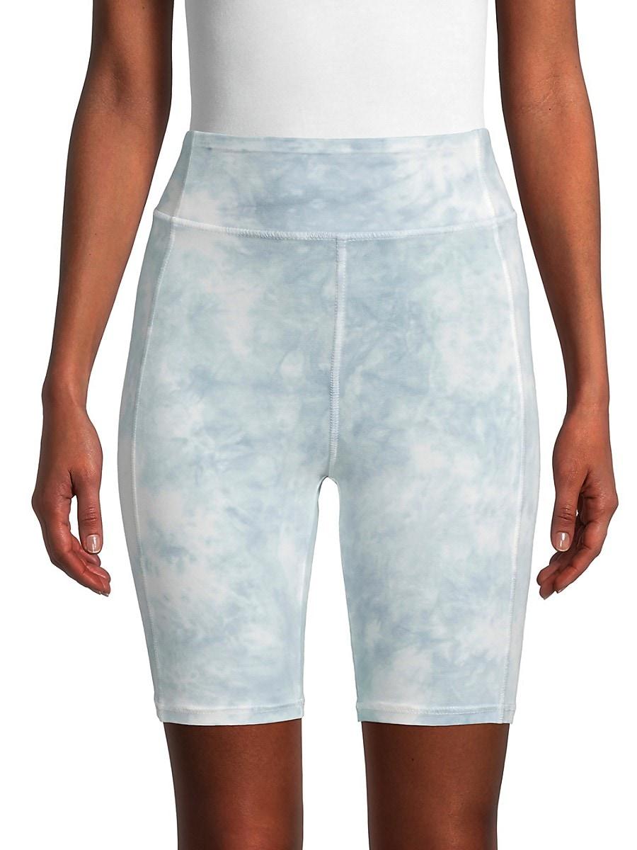 Women's Tie Dye Everly Shorts
