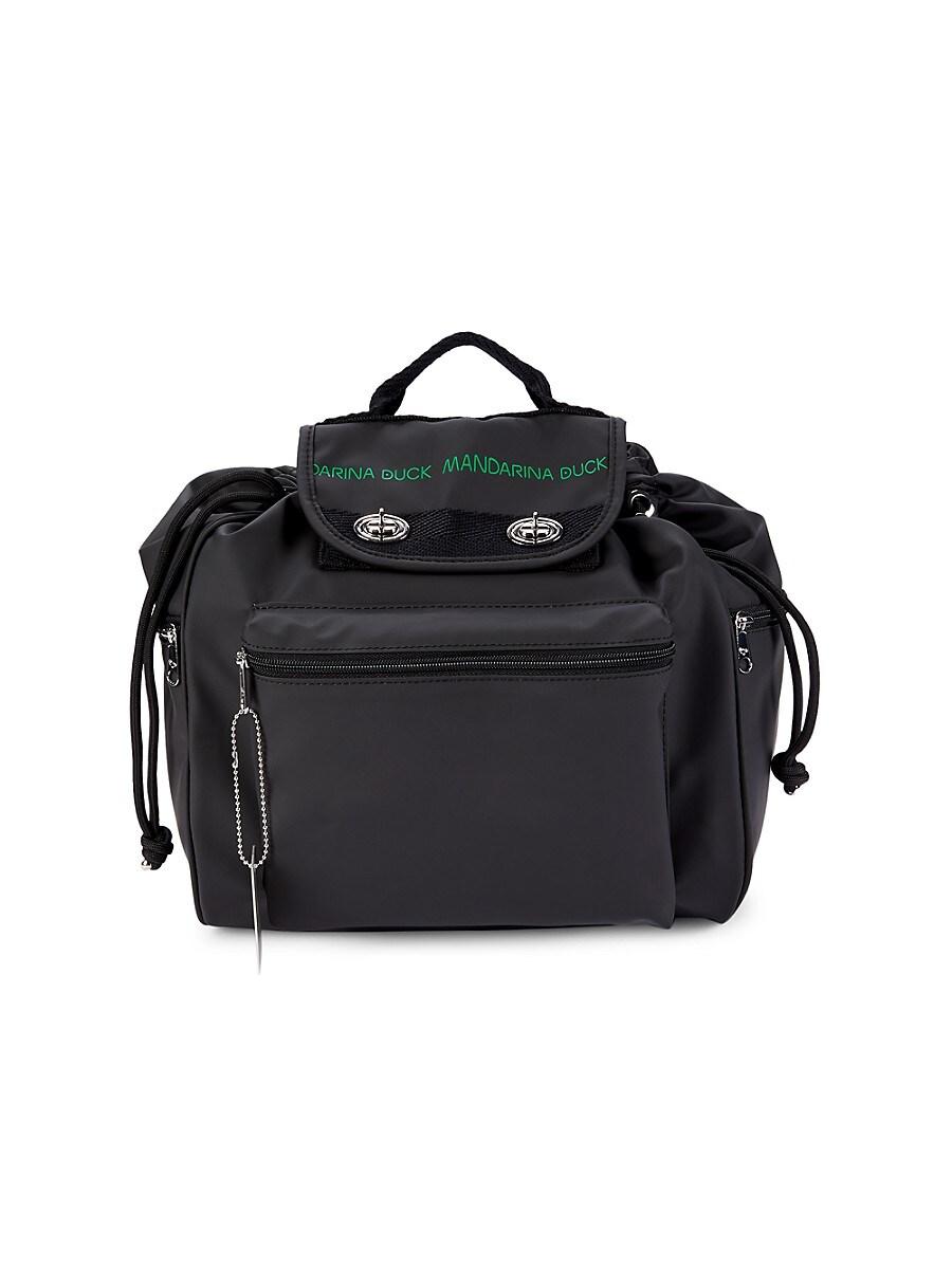 Drawstring Utility Backpack