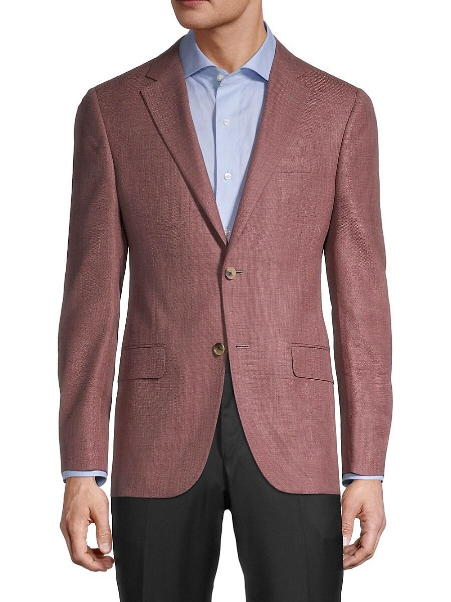Men's Milburn II Regular-Fit Wool Jacket