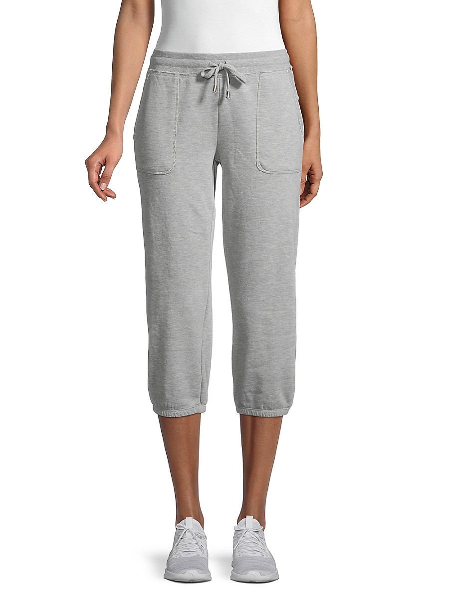 Women's Cropped Joggers