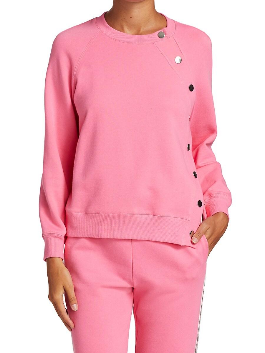 Women's Liana Snap Sweatshirt