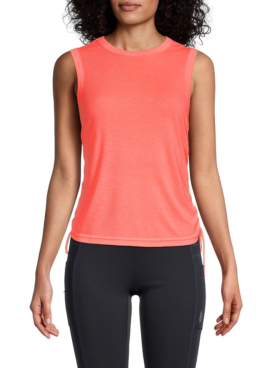 Women's Its A Cinch Ribbed Tank Top