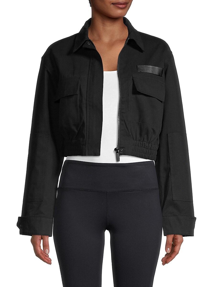 Women's Apex Cropped Jacket