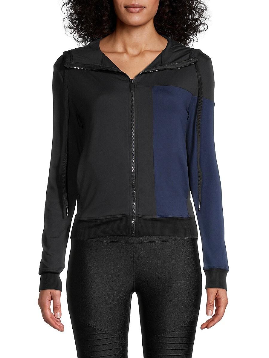 Women's Mesa Colorblock Bomber Jacket