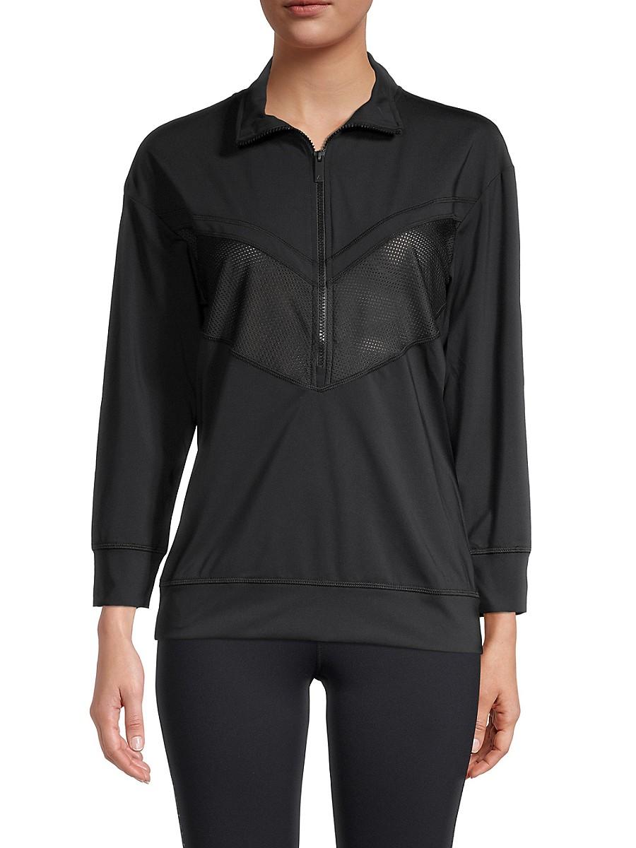 Women's Popover Track Jacket