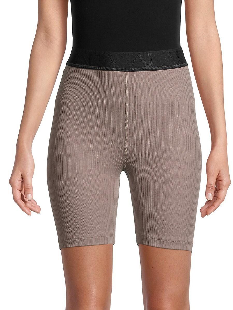 Women's Primary Ribbed Bike Shorts