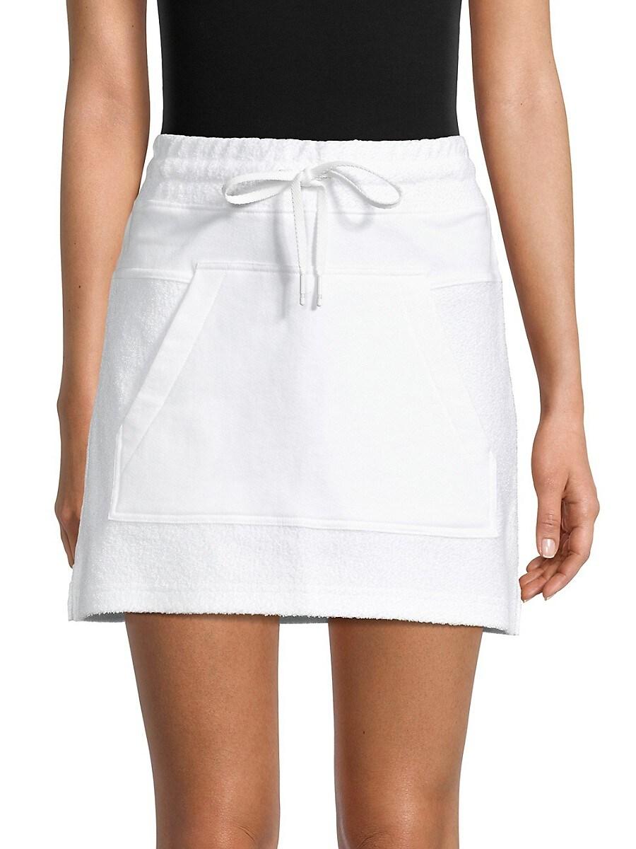 Women's Baja Kangaroo-Pocket Mini Skirt