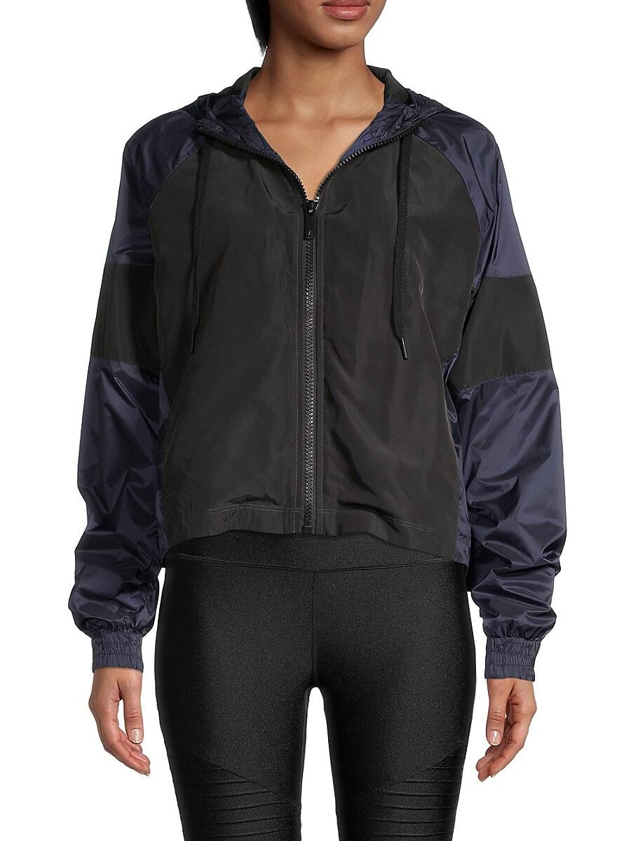 Women's Colorblock Tech Jacket