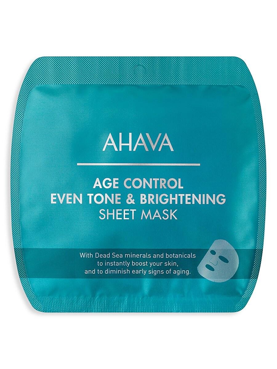 Women's Age Control Even Tone & Brightening Sheet Mask
