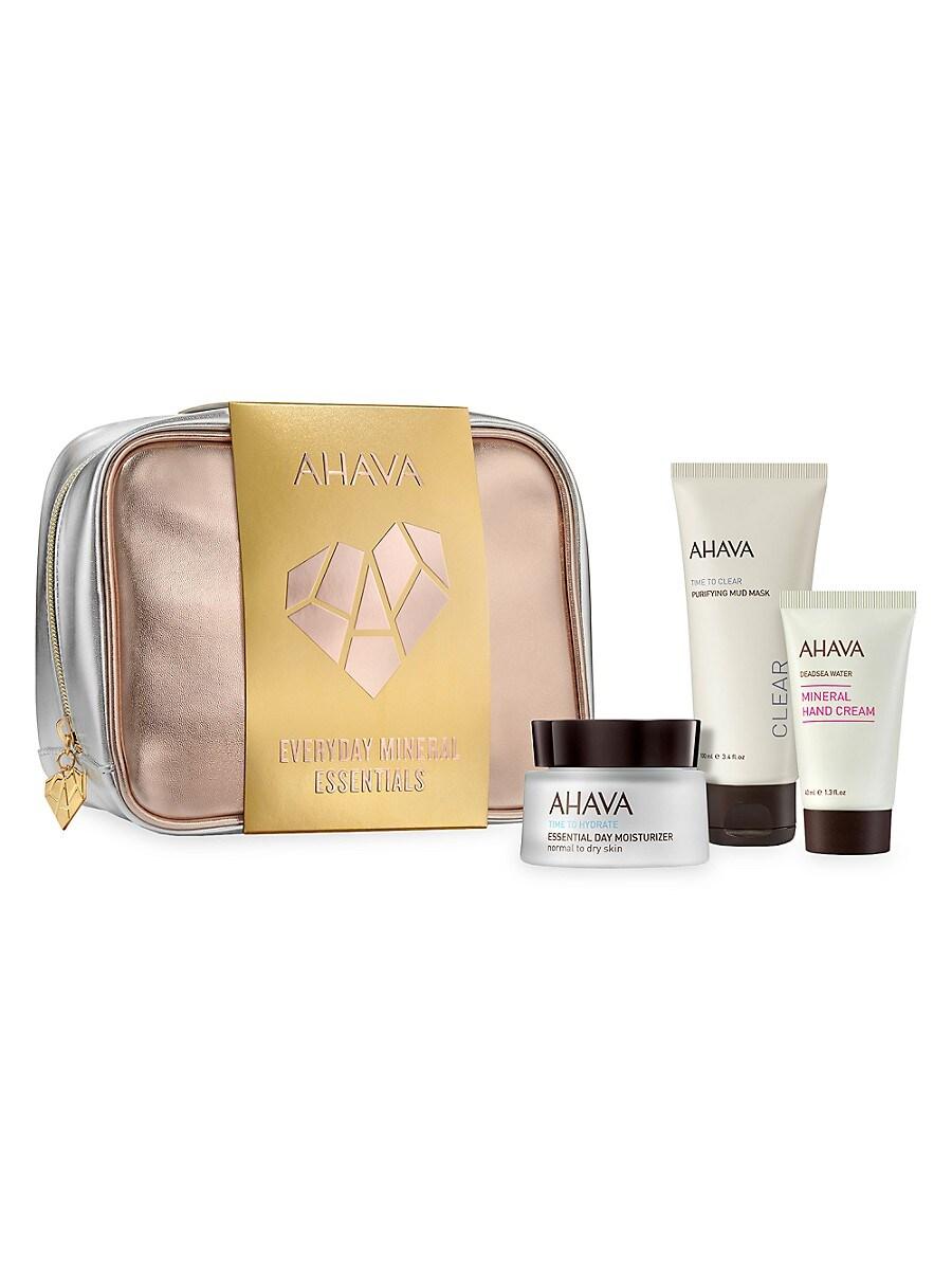 Women's 3-Piece Everyday Mineral Essentials Kit