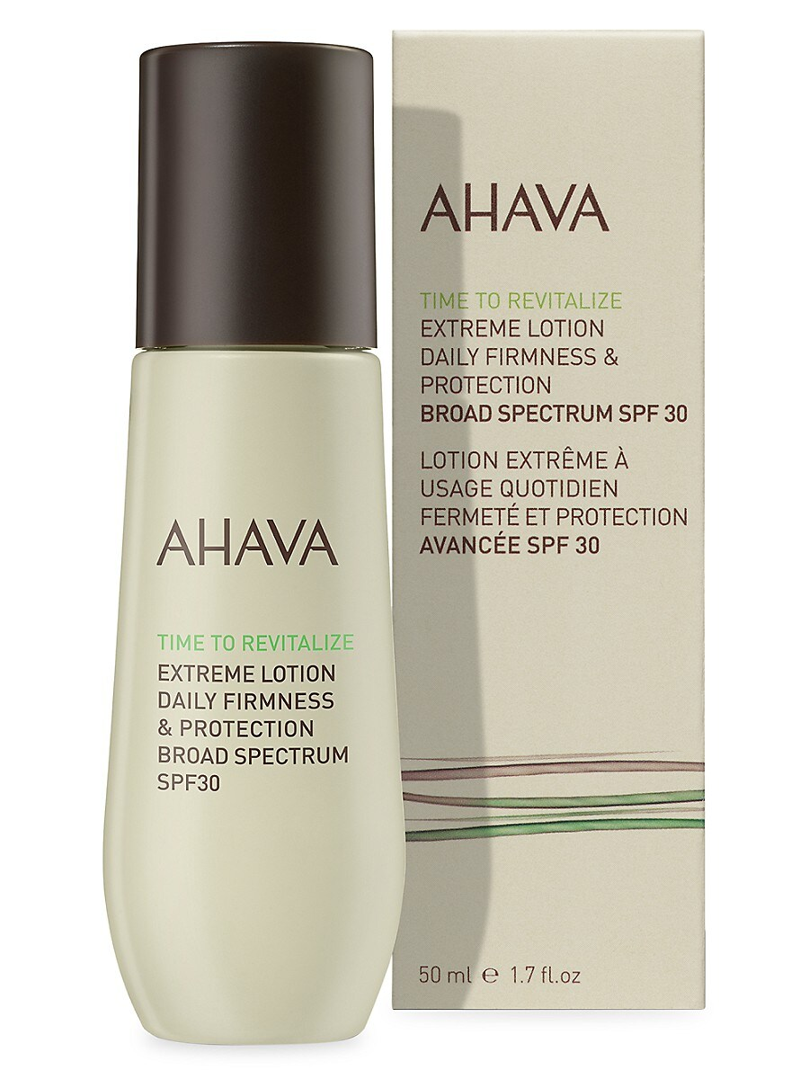 Women's Extreme Lotion Daily Firmness & Protection Broad Spectrum SPF 30