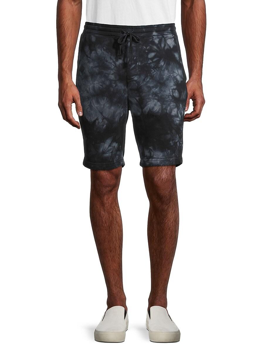 Men's Tie-Dye Shorts