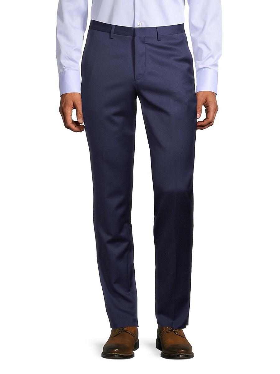 Men's Henfords Virgin Wool Trousers