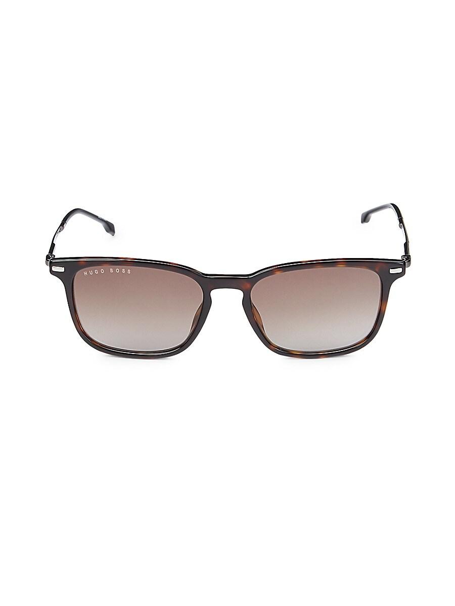 Women's 54MM Rectangle Sunglasses