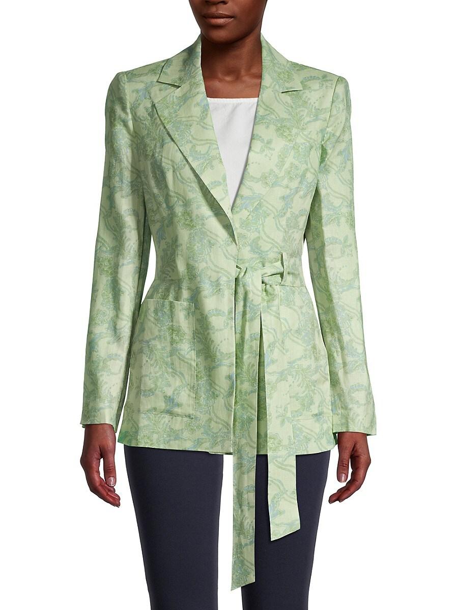 Women's Octavia Front-Tie Jacket