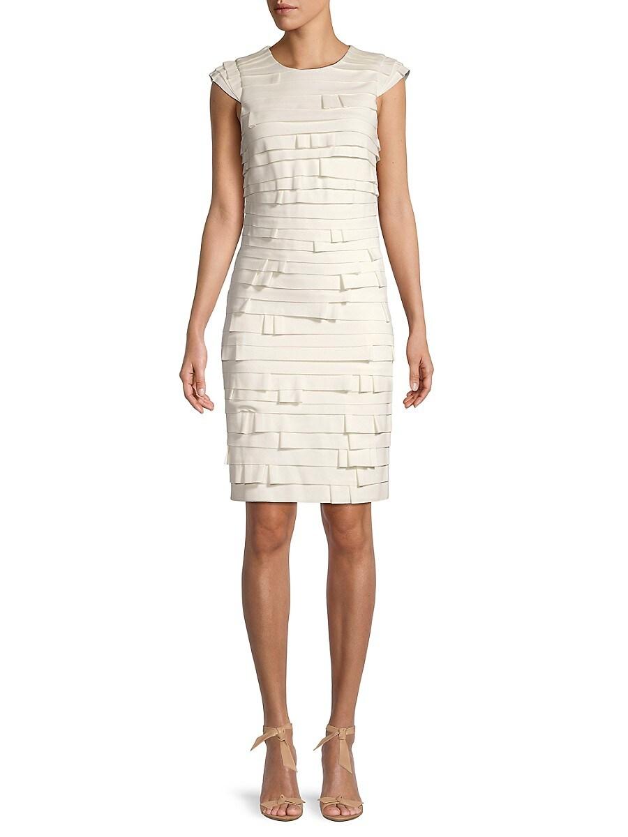Women's Bandage Sheath Dress