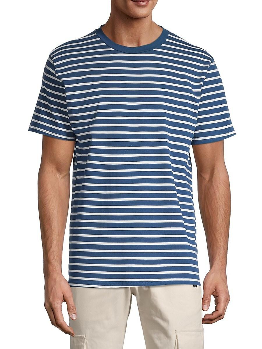 Men's Striped Regular-Fit T-Shirt