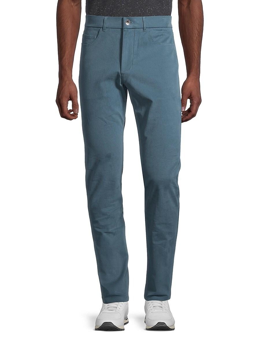 Men's Armonk Five-Pocket Trousers