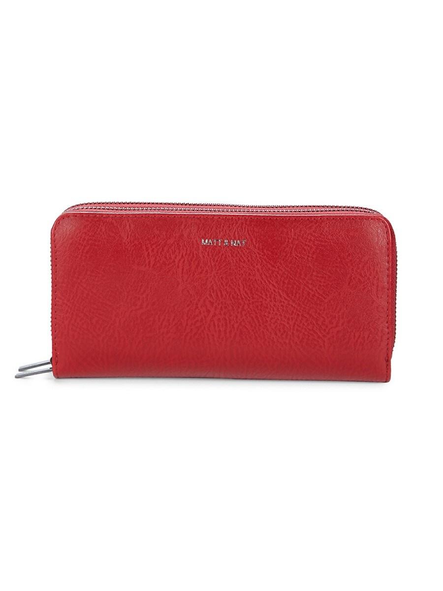 Women's Vegan Leather Wallet
