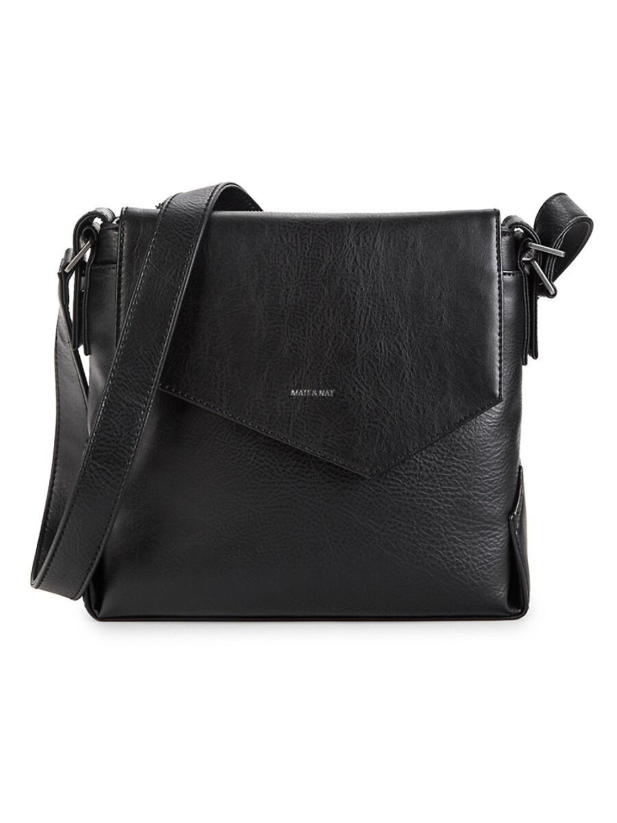 Women's Monkland Vegan Leather Shoulder Bag