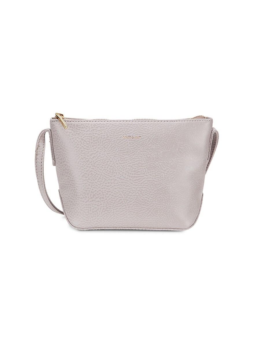 Women's Sam Dwell Vegan Leather Crossbody Bag
