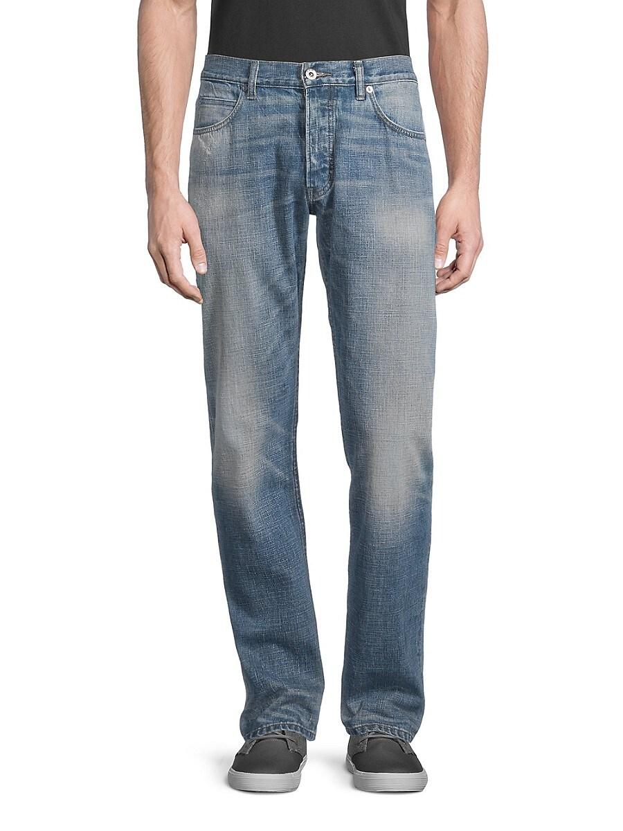 Men's Slim-Fit Denim Pants