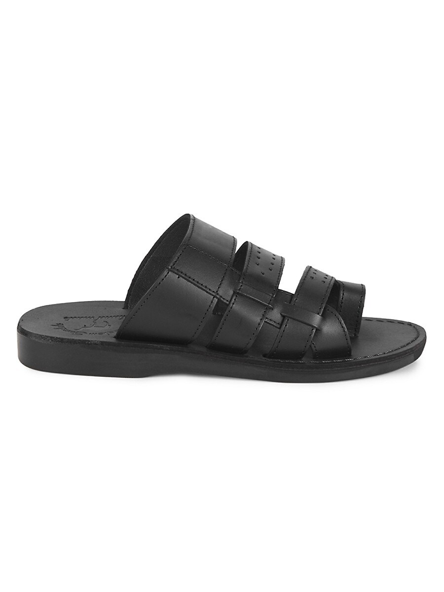 Men's Jeremy Leather Slides