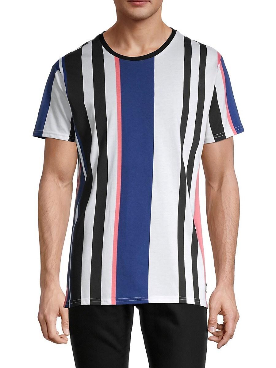 Men's Multi-Striped T-Shirt