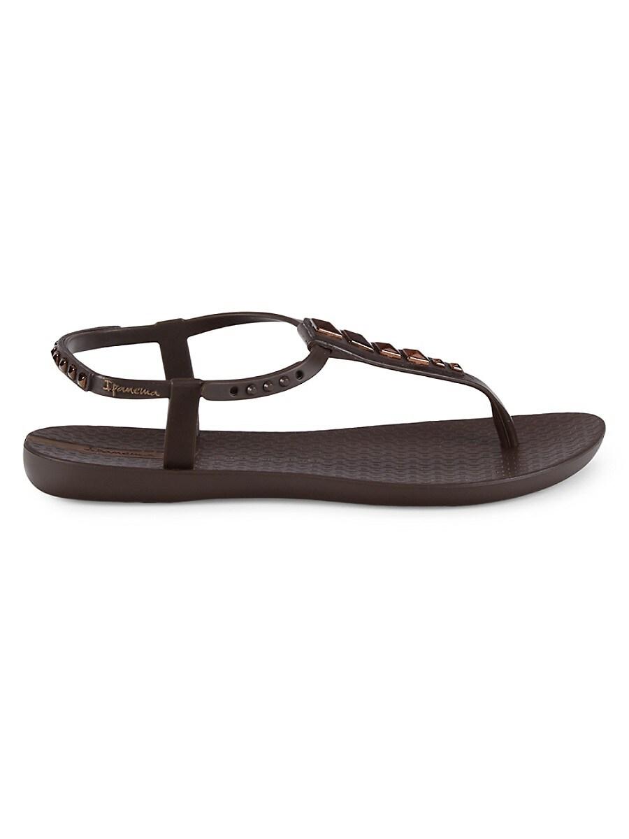 Women's Lenny Studded Thong Sandals
