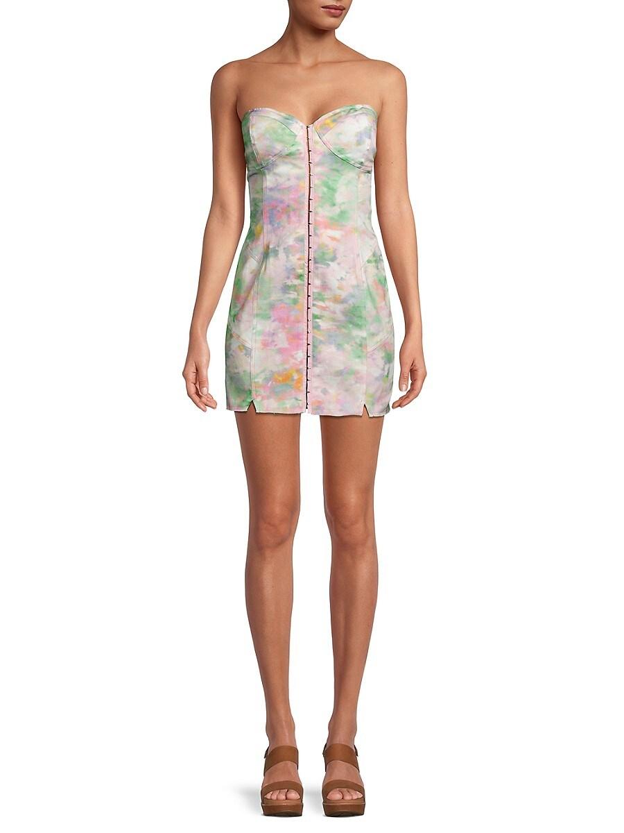 Women's Smythe Tie-Dye Mini Dress