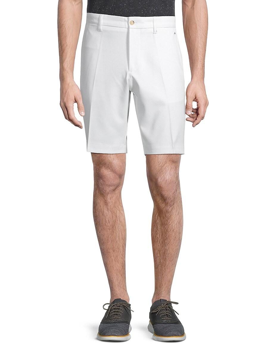 Men's Alex Flat-Front Shorts