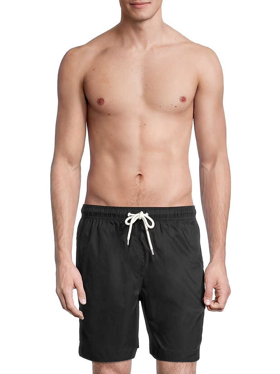 Men's Montauk Solid Swim Shorts
