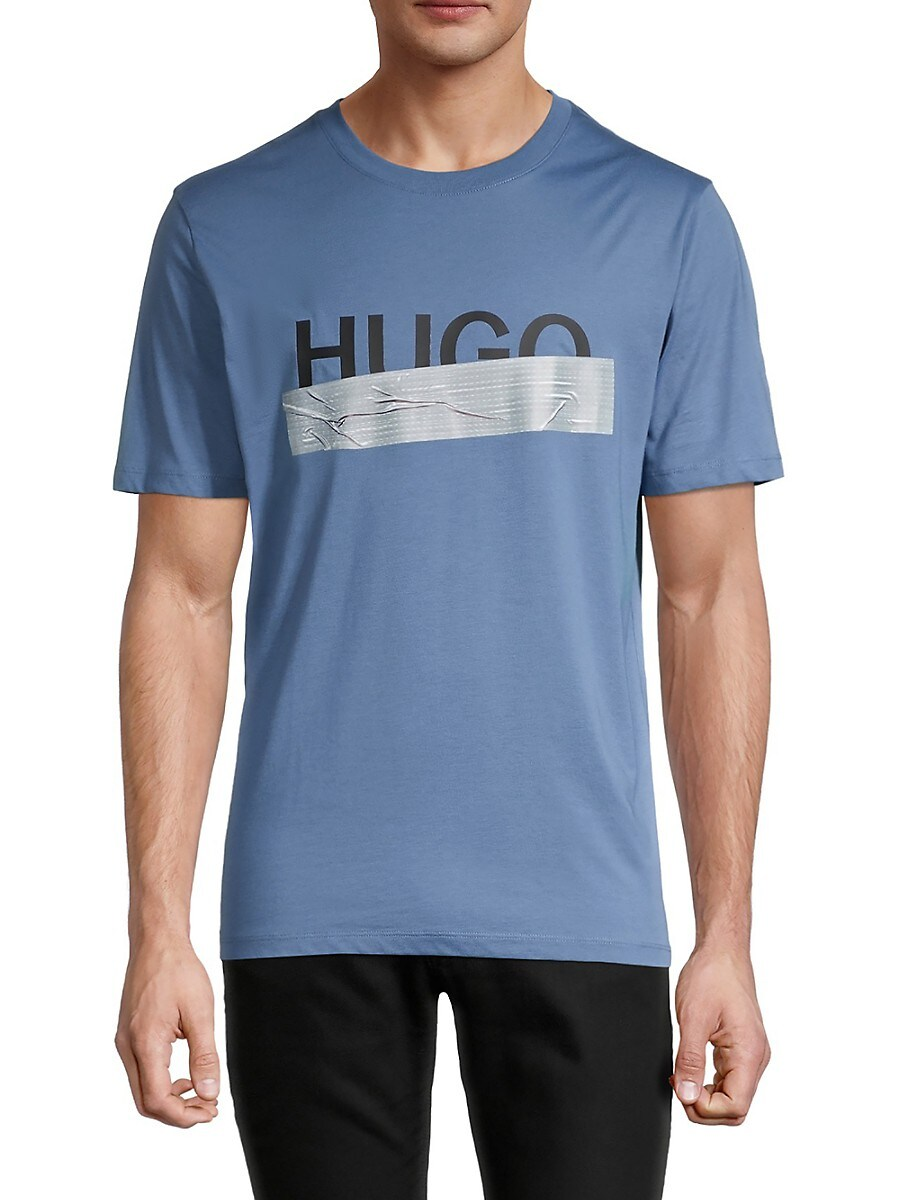Men's Dicagolino Logo Graphic T-Shirt