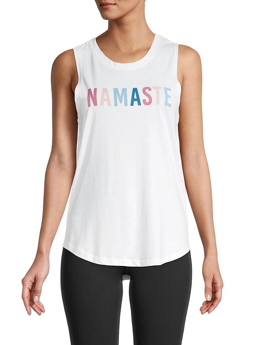 Women's Namaste Graphic Tank Top